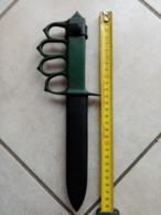 Couteau De Foyer US18 Para Légion, Indochine Algerie, 1950-60 - Knives/Swords