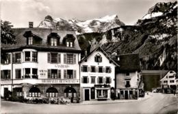 Gasthaus & Speiserestaurant Betschart, Brunnen (05088) * 1. 10. 1955 - SZ Schwyz