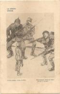 RAEMAEKERS LOUIS - Patriottica Anti Austria - Politica Guerra 1914-18 - LA SERBIA - F.P. -  (rif. O98) - Heimat