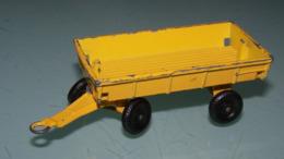 MATCHBOX - Hay Trailer / Anhänger (Lesney) In Gelb - Matchbox (Lesney)