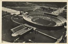 Reichssportfeld Olympic Stadion Vue Aérienne Du Stade Olympique Berlin RV - Jeux Olympiques