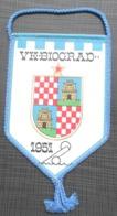 VK BIOGRAD  CROATIA WATER POLO  OLD PENNANT, SPORTS FLAG - Sports