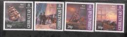 CEPT Sagen Und Legenden / Legends - Mythes Gibraltar 783 - 786  ** Postfrisch, MNH, Neuf - Europa-CEPT