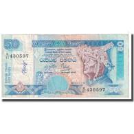 Billet, Sri Lanka, 50 Rupees, 1995, 1995-11-15, KM:110a, TB - Sri Lanka