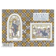 F 4857 Feuillet Les Grandes Heures Histoire Neuf - Bloc De Notas & Hojas