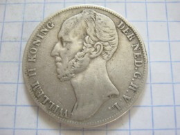 1 Gulden 1848 - 1840-1849 : Willem II