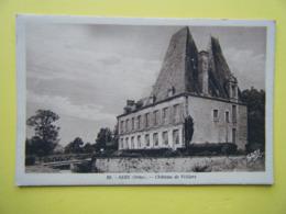 SEES. Le Château De Villiers. - Sees