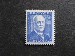 TB N° 599, Neuf XX. - France