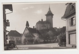BB860 - SUISSE - Niedergosgen - Commerce Et Voiture Ancienne - SO Soleure