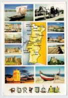 NEW  JAMP   PORTUGAL   VISTAS                 (VIAGGIATA) - Portogallo