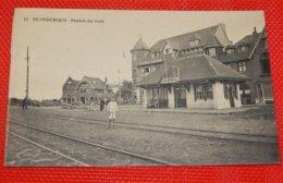 DUINBERGEN   -   Tramstation  - Station Du Tram - Knokke
