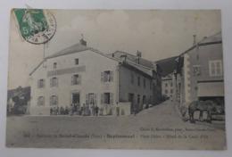39 Septmoncel - Place Daloz - Septmoncel