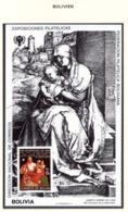 YEAR INTERN. OF CHILD - BOLIVIA  - Mi. Nr. BF 86 - NH - (6532-21.) - Bolivia