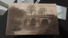 CPA - MIRANDE - Le Pont Sur La BAISE - Mirande