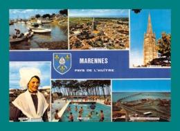 17 Marennes Pays De L' Huître ( Multivues ) - Marennes