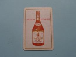 BRANDY GILSON ( Klaveren Boer ) ( Details - Zie Foto's Voor En Achter ) ! - Playing Cards (classic)