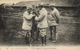 Militaria Dans La Boucle De La Cerna (Salonique) Voivode Mitchichtet Le General Gerome RV - Guerra 1914-18