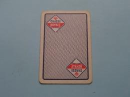 Chasse ROYALE ( Schoppen Dame ) ( Details - Zie Foto's Voor En Achter ) ! - Playing Cards (classic)