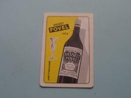 Hasselt FOVEL 1864 - Bruxelles ( Klaveren 3 ) ( Details - Zie Foto's Voor En Achter ) ! - Playing Cards (classic)