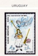 YEAR INTERN. OF CHILD - URUGUAY  - Mi. Nr. 1552 - NH - (6532-21.) - Uruguay