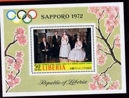 Liberia ** Bloc N° 57 - Famille Royale Japonaise - Liberia