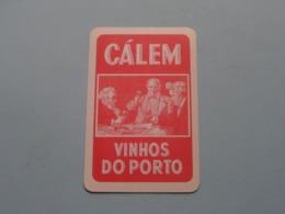 CALEM Vinhos Do Porto ( Klaveren 4 ) ( Details - Zie Foto's Voor En Achter ) ! - Speelkaarten