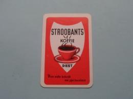 STROOBANTS Koffie DIEST ( Ruiten 9 ) ( Details - Zie Foto's Voor En Achter ) ! - Speelkaarten