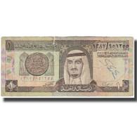 Billet, Saudi Arabia, 1 Riyal, KM:21c, B - Arabie Saoudite