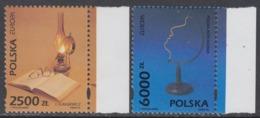Europa Cept 1994 Poland 2v ** Mnh (44908A) ROCK BOTTOM PRICE - Europa-CEPT