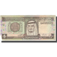 Billet, Saudi Arabia, 1 Riyal, KM:21c, TB - Arabie Saoudite