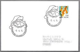 CIRCULO POLAR ARTICO - ARTIC CIRCLE. Napapiiri 1995 - Filatelia Polar