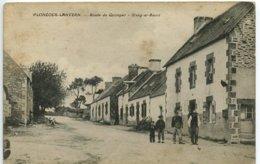 Plonéour-Lanvern, Stang-ar- Bacol -  Route De Quimper - Other Municipalities