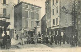 11 NARBONNE  Ancienne Place De La Mairie   2scans - Narbonne