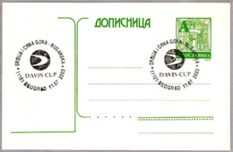 TENIS: COPA DAVIS SERBIA/MONTENEGRO Vs BULGARIA. Beograd 2003 - Tennis
