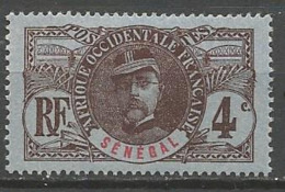 MONG-TZEU N° 60a Gom Coloniale NEUF* Trace De CHARNIERE  / MH - Sénégal (1887-1944)