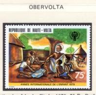 YEAR INTERN. OF CHILD - ALTO VOLTA - Mi. Nr. 748 - NH - (6532-22.) - Alto Volta (1958-1984)