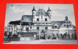 MECHELEN  -  MALINES  -  De Oude Gevangenis  -  L'ancienne  Prison - Malines