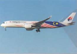 Malaysia Airlines A350 9M-MAC Airways Avion - 1946-....: Modern Era