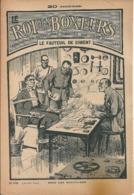 """Le Roi Des Boxeurs N°179 1935 """"Le Fauteuil De Ciment"""" José Moselli - Aventure"""