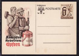 Winterhilfswerk 1936 - Stamped Stationery