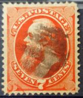 USA 1870/71 - Canceled - Sc# 149 - 7c - 1847-99 Unionsausgaben