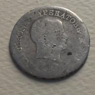 1810 - Italie Royaume - Regno D'Italia - 10 Soldi (M Milan) Napoleone Imperator E Re, Argent, Silver, C6.1 - Temporary Coins