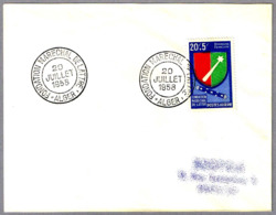 FUNDACION MARECHAL DE LATTARE. Alger 1958 - Militares