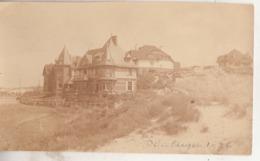 Duinbergen - Villa's - 1924 - Foto 6.5 X 11 Cm - Lieux