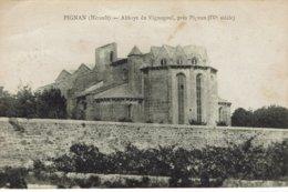 34-PIGNAN-ABBAYE DU VIGNOGOUL - Montpellier