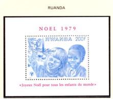 YEAR INTERN. OF CHILD - RWANDA  - Mi. Nr. BF 87 - NH - (6532-25.) - Rwanda