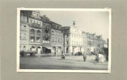 POLOGNE - Poznan, Maisons Des Métiers (photo Années 40/50, Format 10,3cm X7,2cm) - Lieux