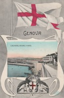 Liguria - Genova - Cartolina Speciale - - Genova (Genoa)