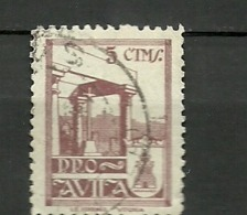 Pro Avila - Spanish Civil War Labels