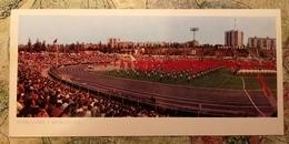 STADE / STADIUM / STADIO : CENTRAL STADIUM - NIKOLAEV / UKRAINE. Field. 1970s. Long Format - Stades